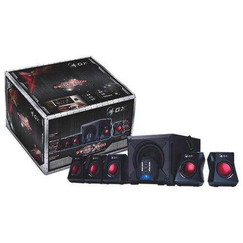 Genius GX 5.1 Gaming Speaker (SW-G5.1 3500)