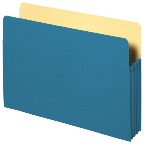 Pochette de classement en accordéon de Sparco (SPR26550) - Bleu