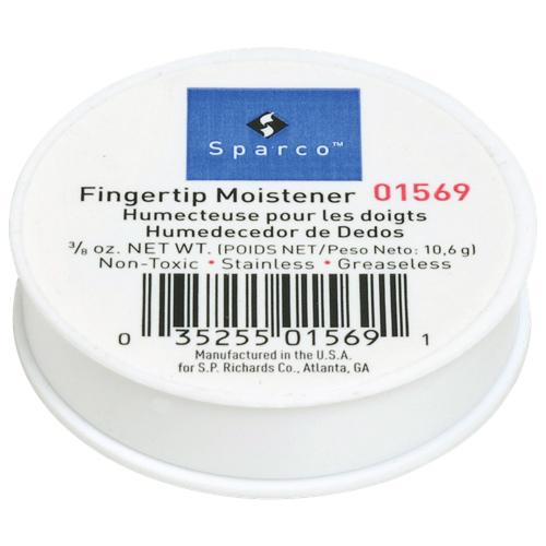 Humecteur pour doigts de Sparco (SPR01569) - Blanc
