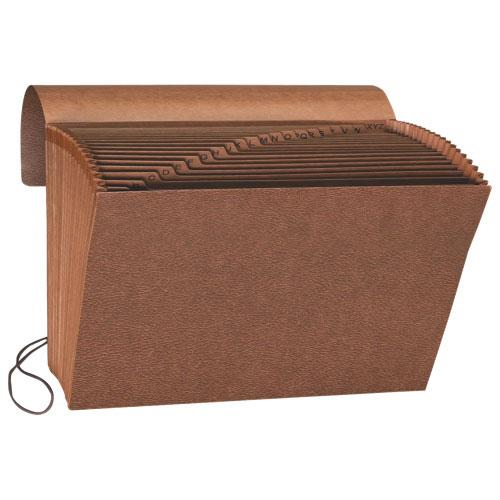 Chemise en accordéon A à Z de Sparco (SPR23680) - Brun