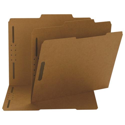 Smead Fastener Folder (SMD19880) - Legal - 50 Pack - Kraft