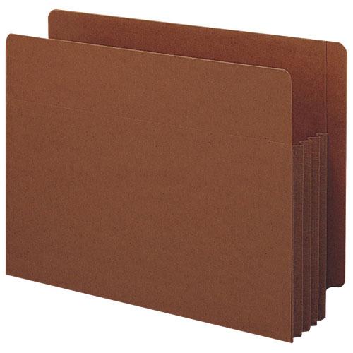 Smead TUFF Pocket End Tab File Pocket (SMD73780) - Letter - 10 Pack