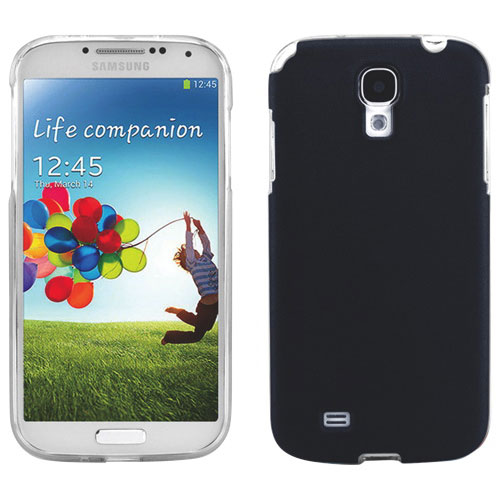 Cellet Jelli Samsung Galaxy S4 Soft Shell Case - Navy Blue