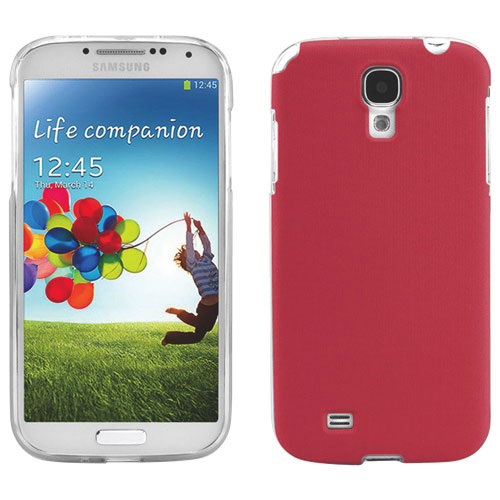 Cellet Jelli Samsung Galaxy S4 Soft Shell Case - Pink