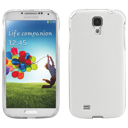 Cellet Jelli Samsung Galaxy S4 Soft Shell Case - White
