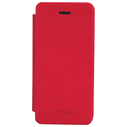 Cellet Premium Diary iPhone 5/5s Hard Shell Case - Hot Pink