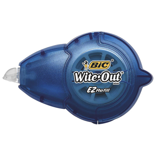 BIC Wite-Out EZ Refill Correction Tape (BICWOTRP11)
