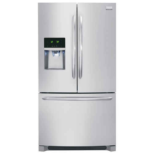 Frigidaire Gallery 22.6 Cu. Ft. French Door Refrigerator (FGHF2366PF) - Stainless Steel