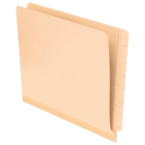 Esselte Pendaflex Laminated Manila End Tab Folders (ESS11035) - Letter - 100 Pack
