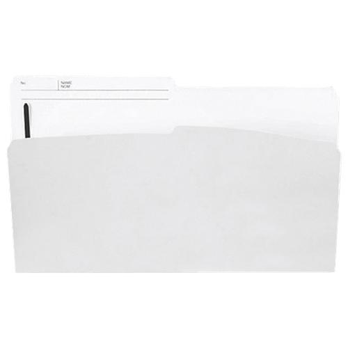 Esselte Slimtrim Top Tab File Folder (ESSSTR613-RT) - Legal - 100 Pack - Ivory