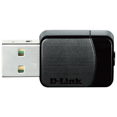 D-Link Wireless AC600 Dual-Band USB Adapter (DWA-171)
