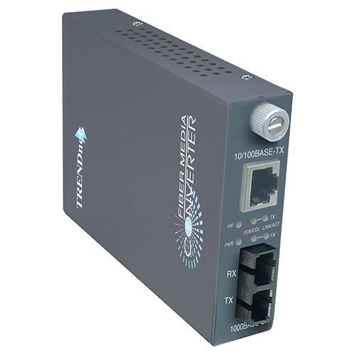 TrendNet Fiber Converter (TFC-110MSC)