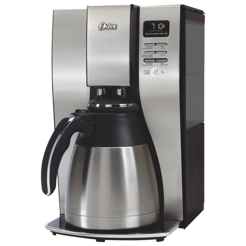 Oster Coffee Maker Troubleshooting : Oster Thermal 10-Cup Coffee Maker (BVSTPSTX95-033) - Stainless Steel : Coffee Makers - Best Buy ...