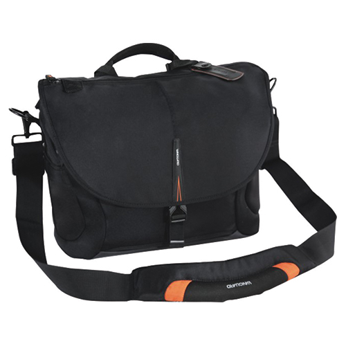 Vanguard Heralder Digital SLR Camera Messenger Bag (HERALDER 33) - Black