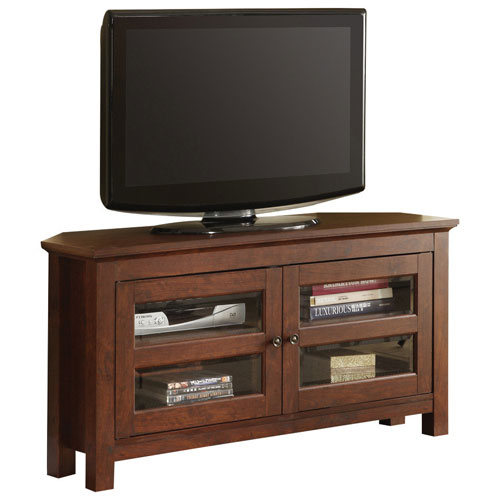 "Walker Edison 52"" TV Stand - Brown"