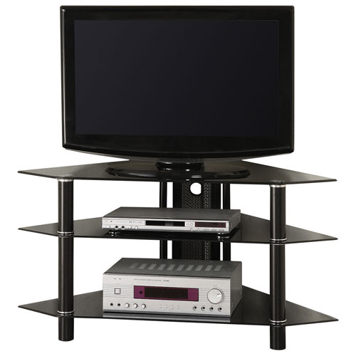"Walker Edison 48"" TV Stand - Black"
