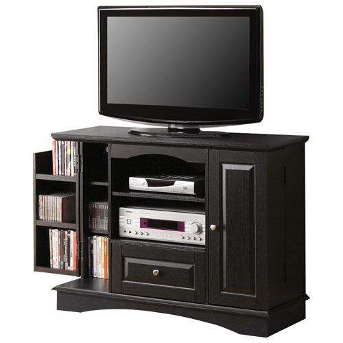 "Walker Edison 50"" TV Stand - Black"