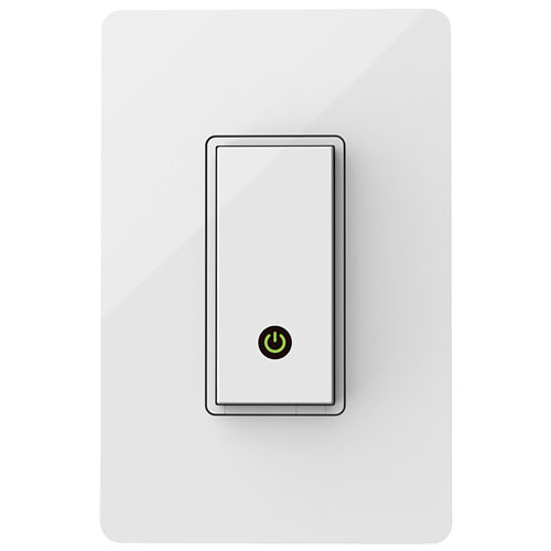Belkin WeMo WiFi Light Switch F7C030FC Smart Switches Plugs
