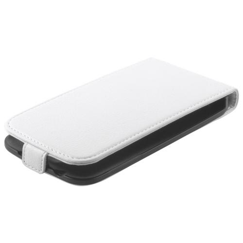 Muvit Galaxy S4 Soft Shell Case - White