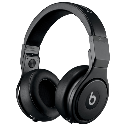 Beats by Dr. Dre Pro Over-Ear Sound Isolating Headphones (900-00175-01) -  Black   Over-Ear Headphones - Best Buy Canada a172238eb8c8