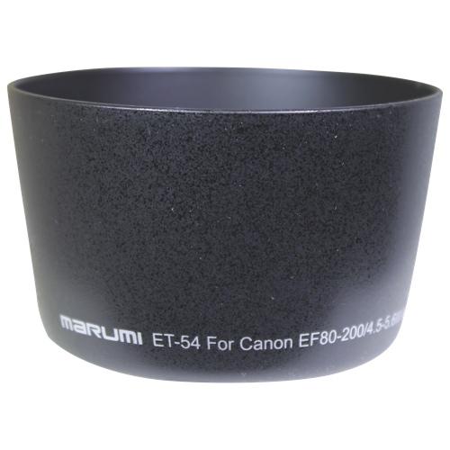 Pare-soleil Marumi pour l'objectif EF 80-200 / 4,5-5,6 III de Canon (ET-54)