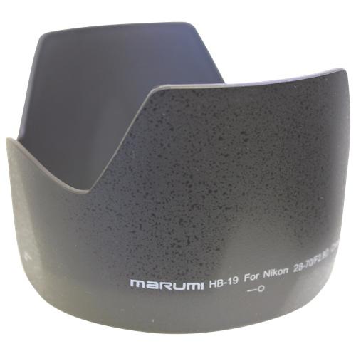 Marumi Nikon AF-S28 70 / 2.8D IF-ED Lens Hood (HB-19)