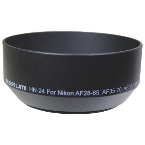 Parasoleil de Marumi pour objectifs AF 28-85/AF 35-70/AF 35-135 de Nikon (HB-24)