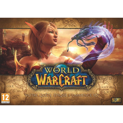 World Of Warcraft 5.0 (PC) - Français
