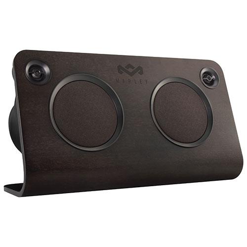 House of Marley Get Up Stand Up Bluetooth Wireless Speaker - Dark Brown
