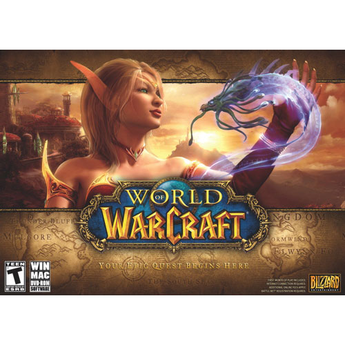 World Of Warcraft Battle Chest 5 (PC/Mac) - English