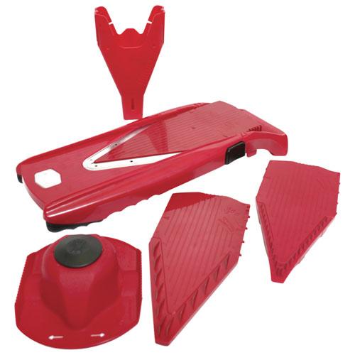 Borner Germany VPower V-Slicer (V-7000RD) - Red