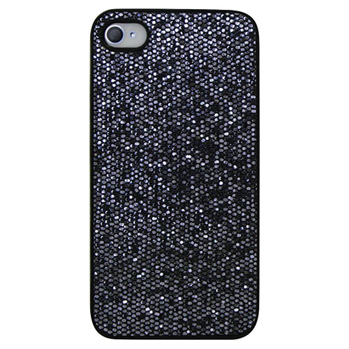 Exian iPhone 4/4s Hard Shell Case (4G010SP) - Grey