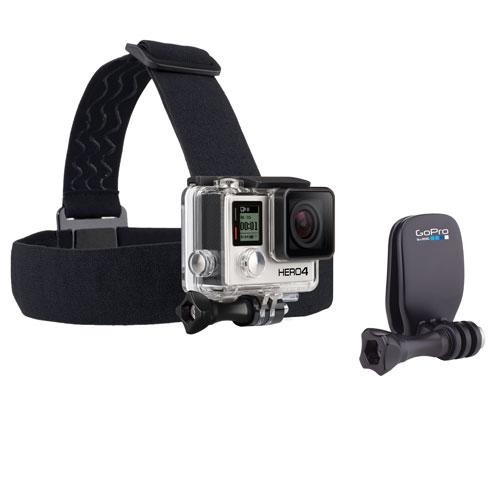 Support frontal de caméra avec pince QuickClip de GoPro (ACHOM-001)