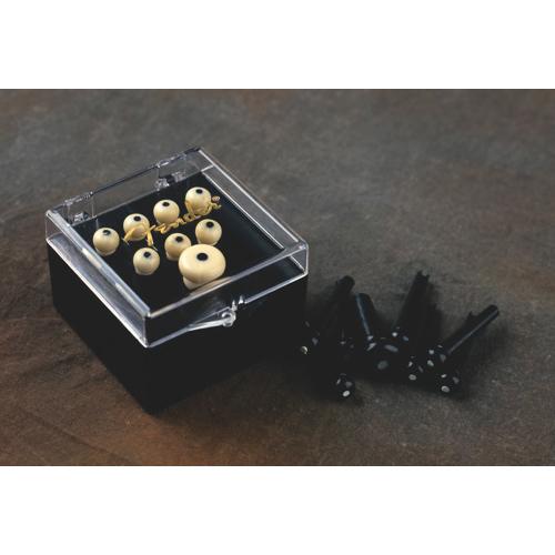 Fender Bridge Pin Set - Ivory