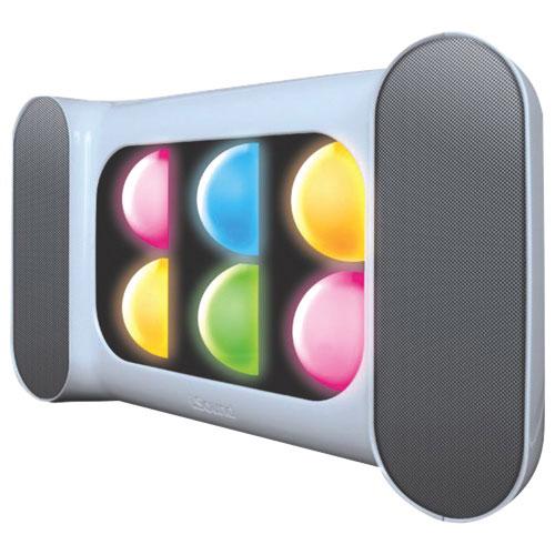 dreamGEAR iSound iGlowSound Speaker - White