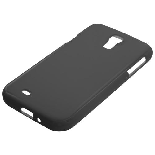 Étui en gel de Muvit pour Galaxy S4 - Noir