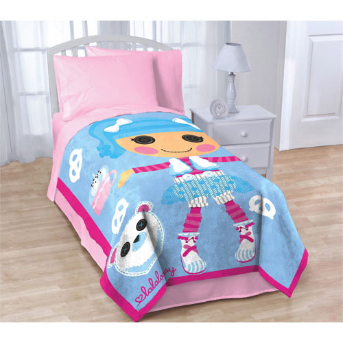 Lalaloopsy Single Fleece Blanket (1214FLBL900)