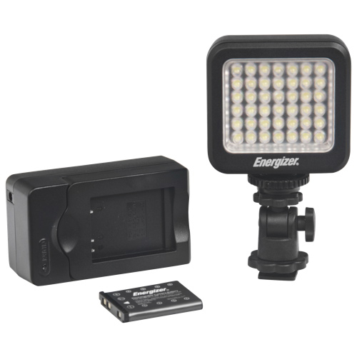 Energizer Digital Pro 42-Bulb LED Video Light (ENL-20K)