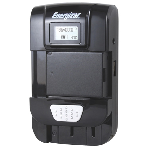 Energizer Multi-Fit Camera Battery Charger (ENC-MUL)