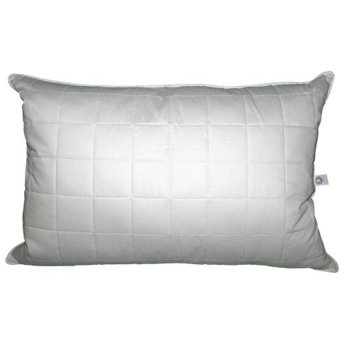 Oreiller standard matelassé en plumes de Sleep Solutions (411092)