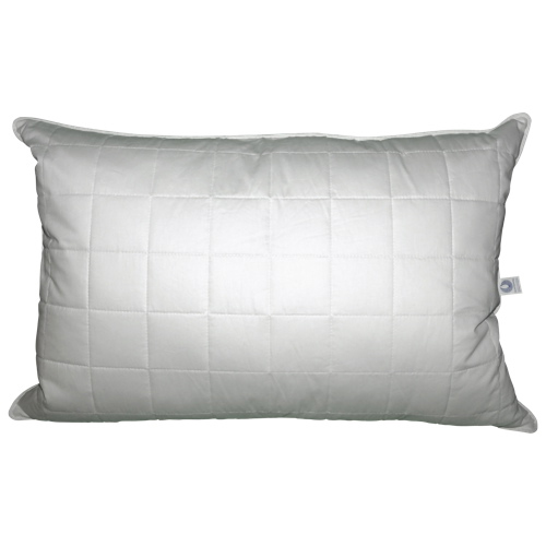 Sleep Solutions Queen Quilted Feather Pillow (411096)