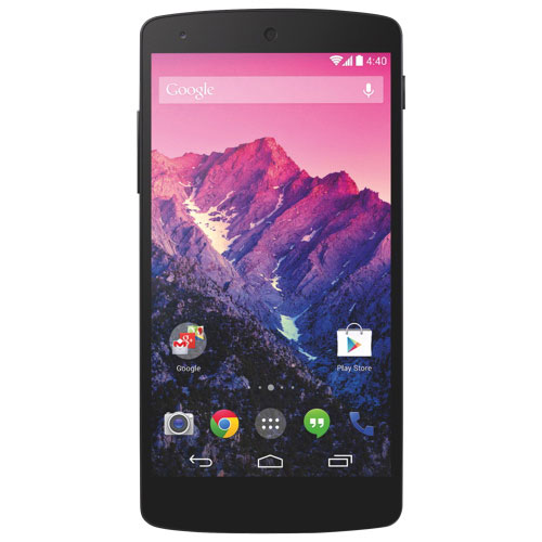 Google Nexus 5 16GB - Black - Unlocked