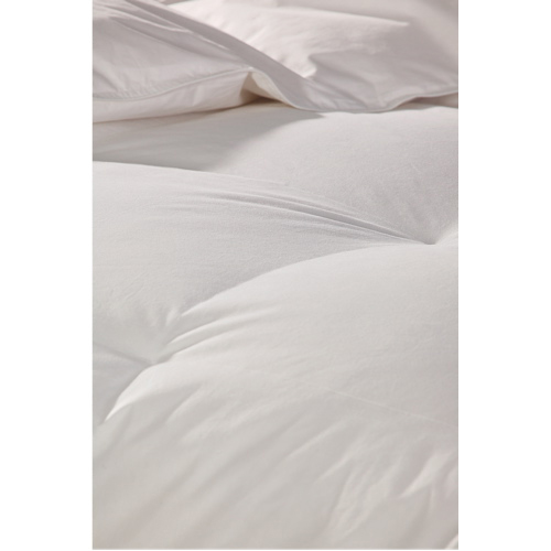 Sleep Solutions 240 Thread Count Duck Down Duvet - Double/Full - White