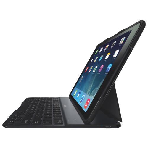 Belkin Ultimate iPad Air Keyboard Case (F5L151TTBLK) - Black