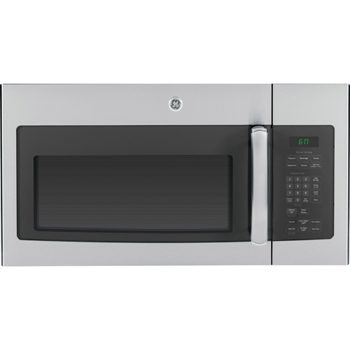 GE Over-The-Range Microwave - 1.6 Cu. Ft. - Stainless Steel
