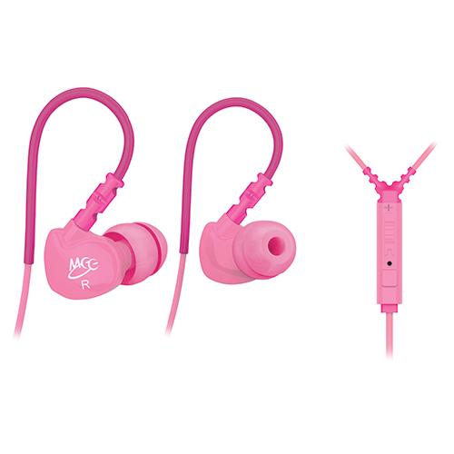 MEElectronics Sport-Fi In-Ear Headphones (M6P2-PK) - Pink
