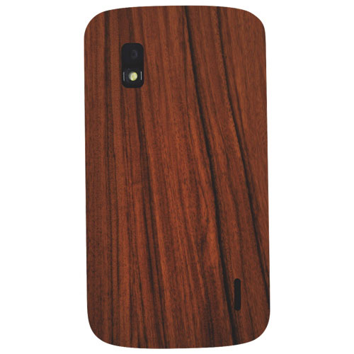 Exian Nexus 4 Hard Shell Case - Brown