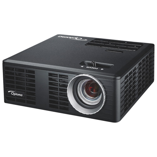 Optoma WXGA 3D Portable Data Projector (ML550)