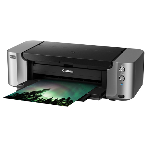 Canon PIXMA PRO-100 Wireless Professional All-in-One Inkjet Photo Printer (6228B003)