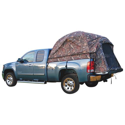 Tente de camion cabine double pleine grandeur 68 x 70 po pour 2 personnes Camo de Sportz